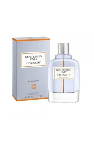 GIVENCHY GENTLEMEN ONLY CASUAL CHIC 100ml EDT