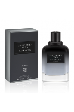GIVENCHY GENTLEMEN ONLY INTENSE 100ml EDT