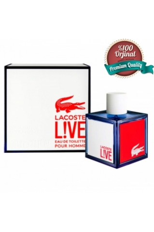 LACOSTE LIVE MALE 100ml EDT