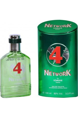 NETWORK 4 MEN 100ml EDT