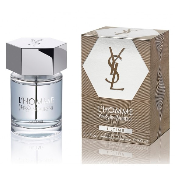 YSL L'HOMME ULTIMATE 100ml EDP